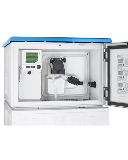 Automatic water sampler for North America Liquistation CSF34