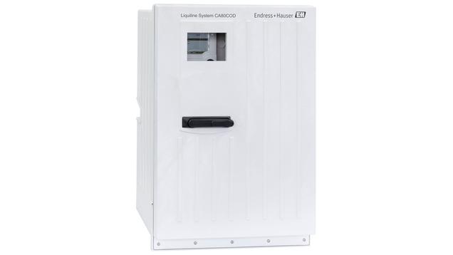 Liquiline System CA80COD – анализатор ХПК для мониторинга окружающей среды