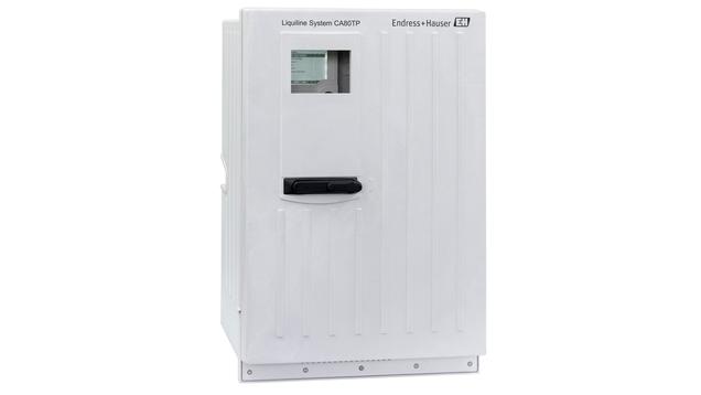 Liquiline System CA80TP – анализатор общего фосфора для мониторинга окружающей среды