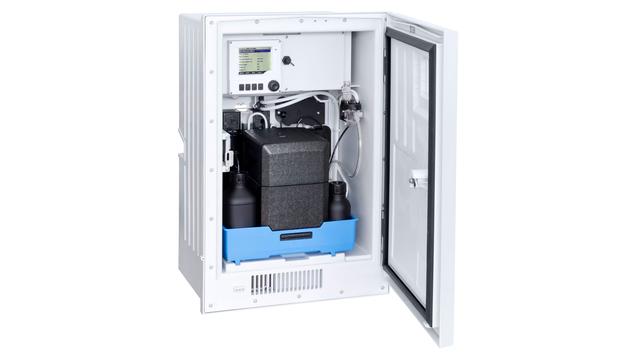 Liquiline System CA80PH анализатор содержания ортофосфатов с охлаждающим модулем для продления срока службы реагентов