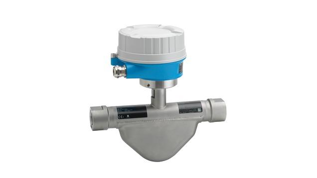 Coriolis flowmeter - CNGmass D8CB