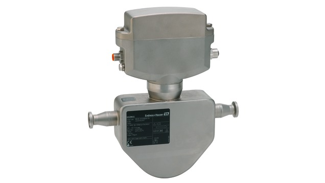 Coriolis flowmeter - Dosimass with batching functionality