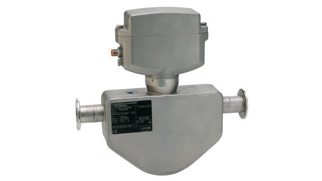 Coriolis flowmeter - Dosimass