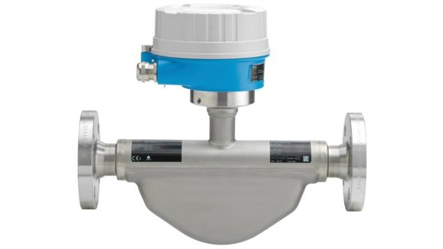 Coriolis flowmeter - LPGmass D8EB