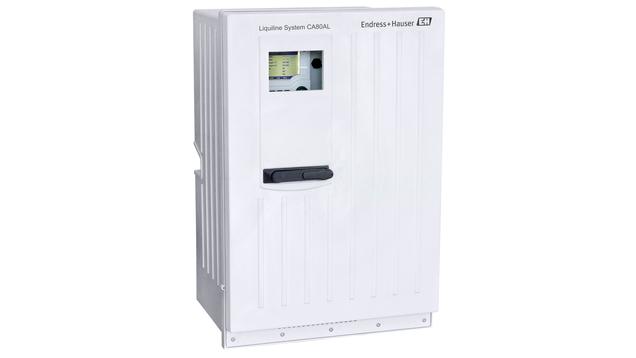 Liquiline System CA80AL — Высокоточный анализатор процессов для измерения содержания алюминия