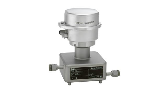 Coriolis flowmeter - Proline Cubemass C 100