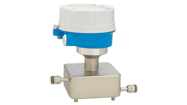 Coriolis flowmeter - Proline Cubemass C 500