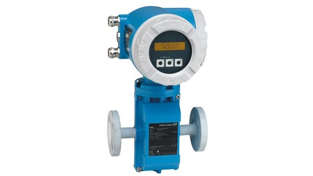 Электромагнитный расходомер - Proline Promag 50E