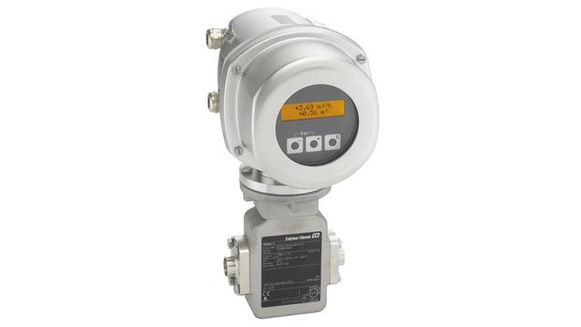 Электромагнитный расходомер - Proline Promag 50H