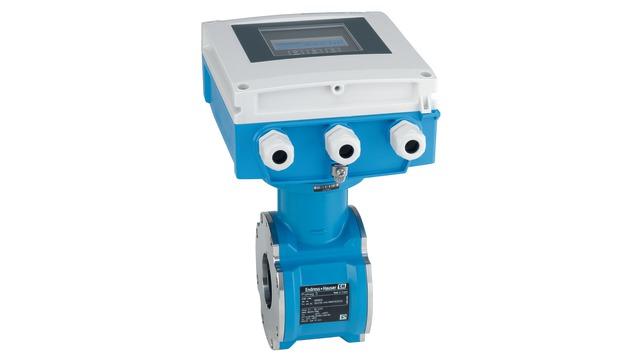 Электромагнитный расходомер - Proline Promag D 400