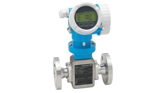 Электромагнитный расходомер - Proline Promag H 200