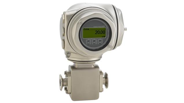 Электромагнитный расходомер Proline Promag H 300 для пищевой и фармацевтической промышленности