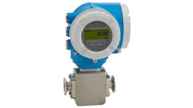 Электромагнитный расходомер — Proline Promag H 300