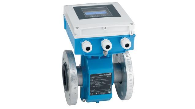 Электромагнитный расходомер - Proline Promag L 400