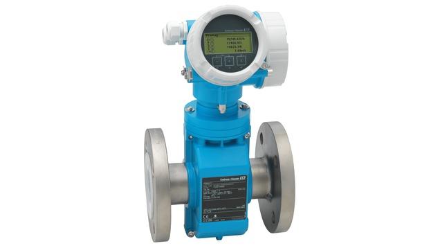 Электромагнитный расходомер - Proline Promag P 200