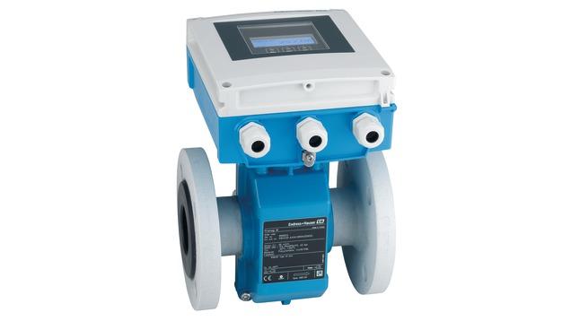Электромагнитный расходомер - Proline Promag W 400