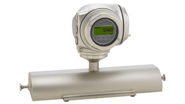 Кориолисовый расходомер Proline Promass A 300 для пищевой и фармацевтической промышленности