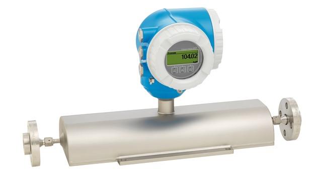 Кориолисовый расходомер — Proline Promass A 300