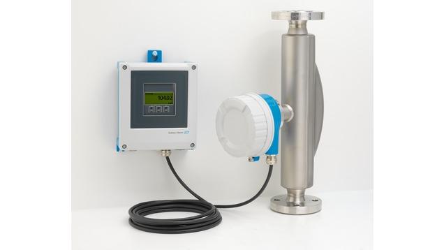 Расходомер Proline Promass F 500 для химической промышленности