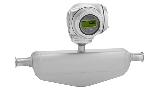 Кориолисовый расходомер — Proline Promass S 300