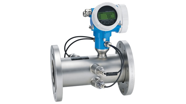 Ultrasonic flowmeter - Proline Prosonic Flow B 200