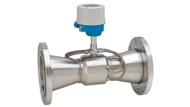 Ultrasonic flowmeter - Proline Prosonic Flow E 100