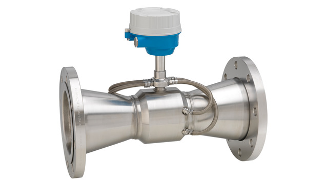 Prosonic Flow E Heat - Ultrasonic flowmeter