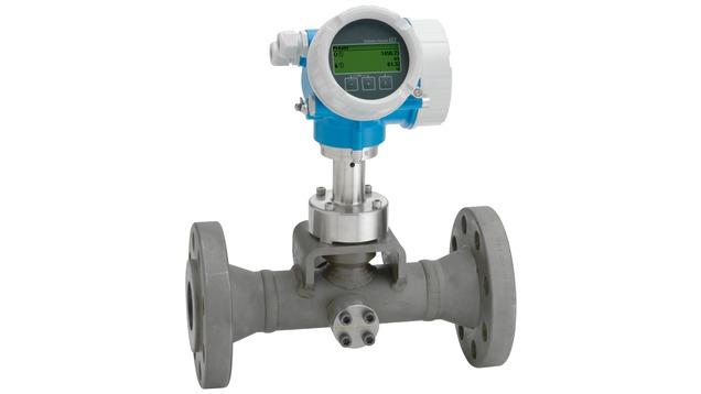 Vortex flowmeter - Proline Prowirl C 200