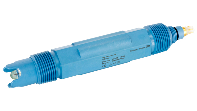 Orbipac CPF81 - Компактный аналоговый датчик pH для жестких условий эексплуатации