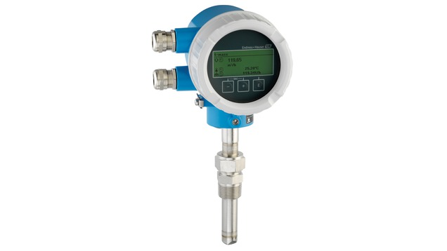 Thermal mass flowmeter - Proline t-mass T 150
